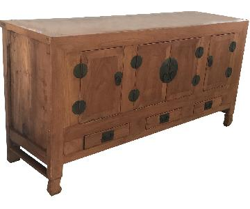 Antique Chinese Console/Media Center