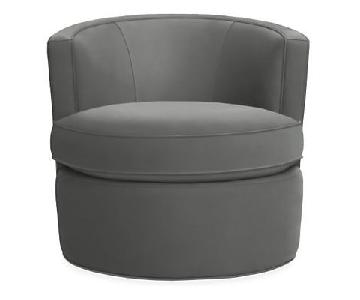 Room & Board Otis Swivel Chairs