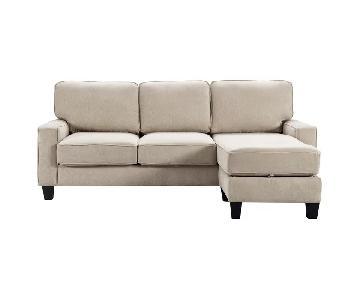 Serta at Home Palisades Sectional Sofa