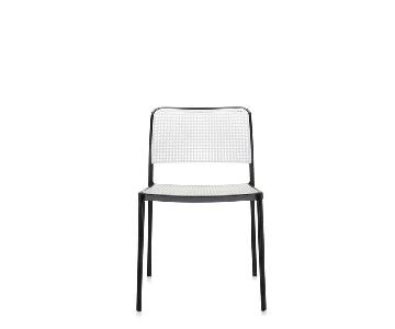 Kartell Piero Lissoni's Audrey Chairs
