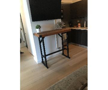 Custom Made Bar Height Table