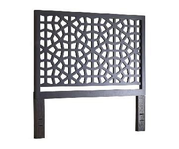 West Elm Morocco Full Size Headboard