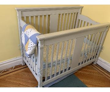 Storkcraft Solid Wood Crib