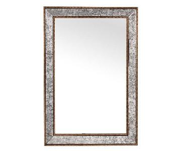 Beveled Rectangle Wall Mirror