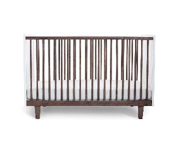 Oeuf Rhea Crib/Toddler Bed