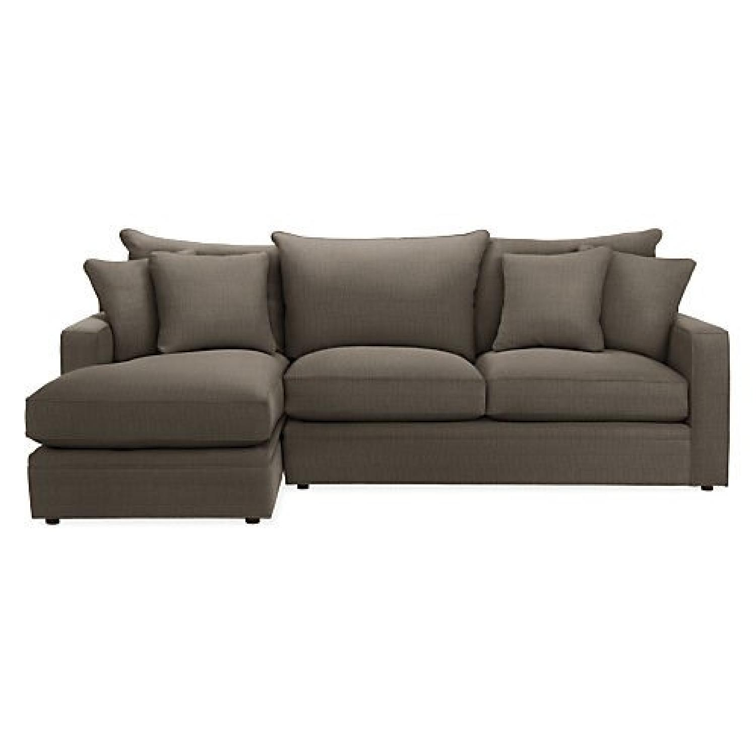 Room & Board Orson Sectional Sofa w/ Chaise