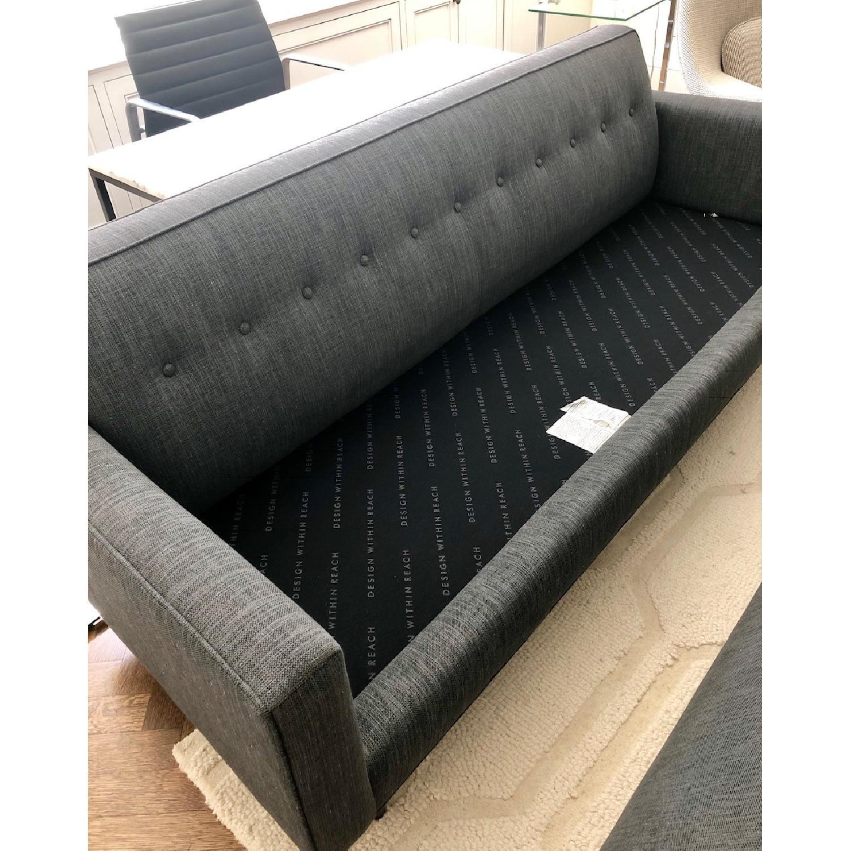 Design Within Reach Bantam Sofa & Ottoman - image-4
