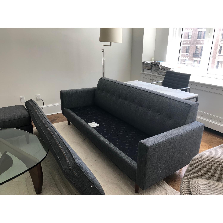 Design Within Reach Bantam Sofa & Ottoman - image-5