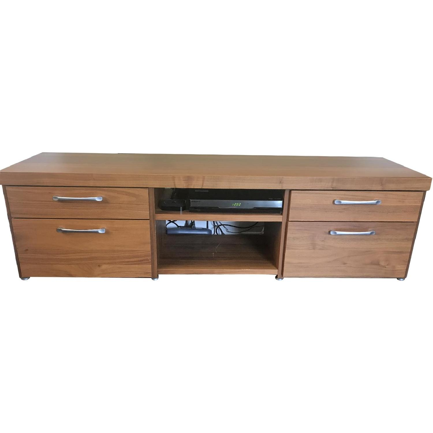 BoConcept Custom Made Media Center w/ 4 Drawers