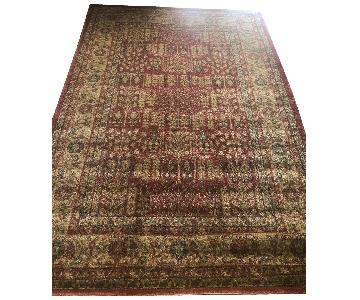 Safavieh Red Patterned Area Rug