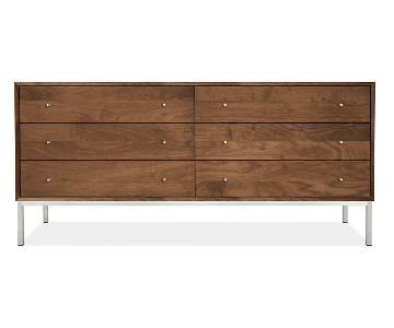 Room & Board 6-Drawer Wood Dresser