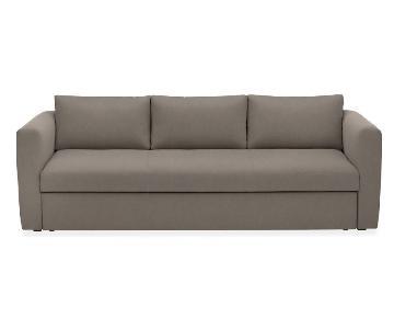 Room & Board Convertible Queen Sleeper Sofa