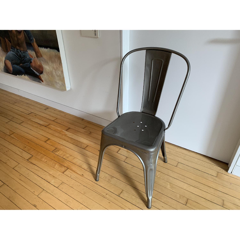 Tolix Marais Side Chairs