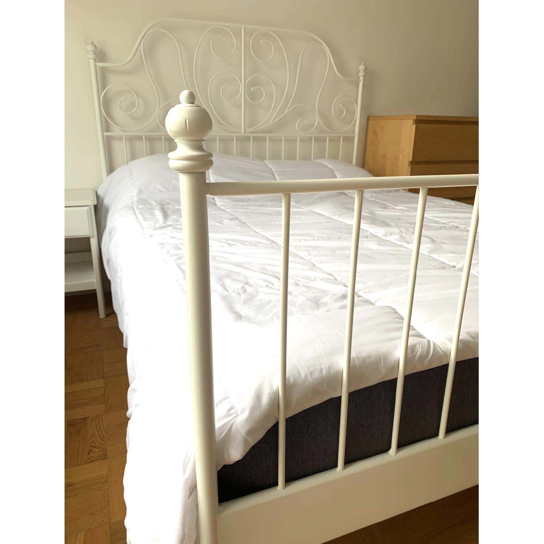 Ikea Leirvik Full Size Bed Frame