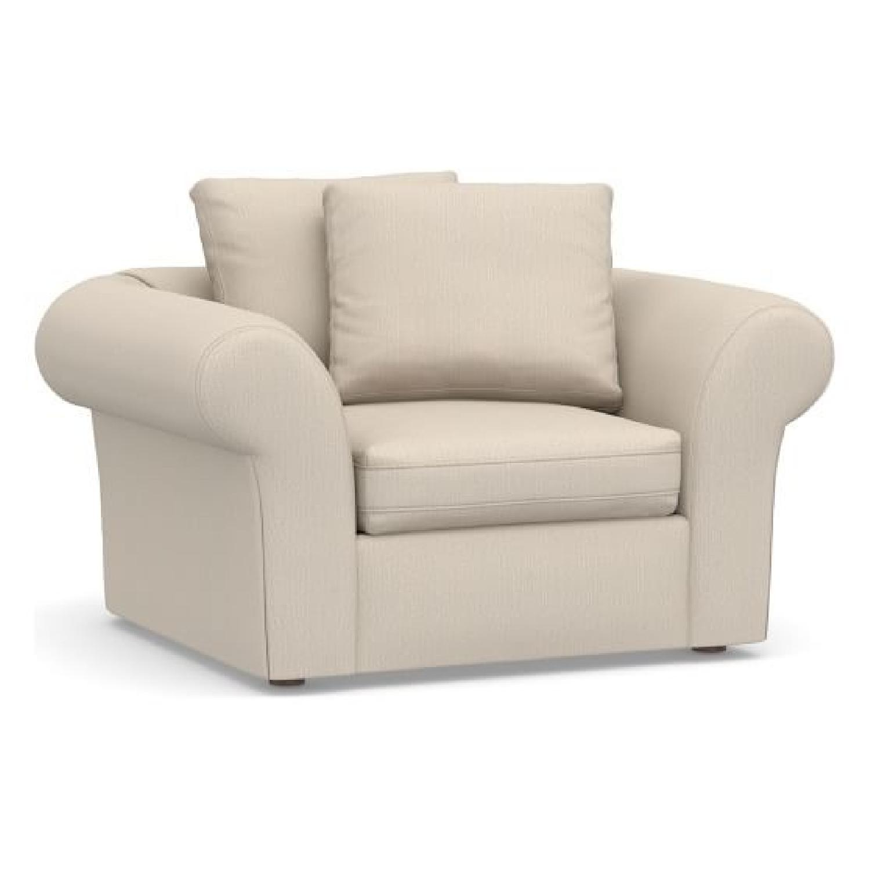 Pottery Barn PB Air Armchair