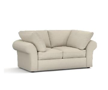 Pottery Barn PB Air Loveseat