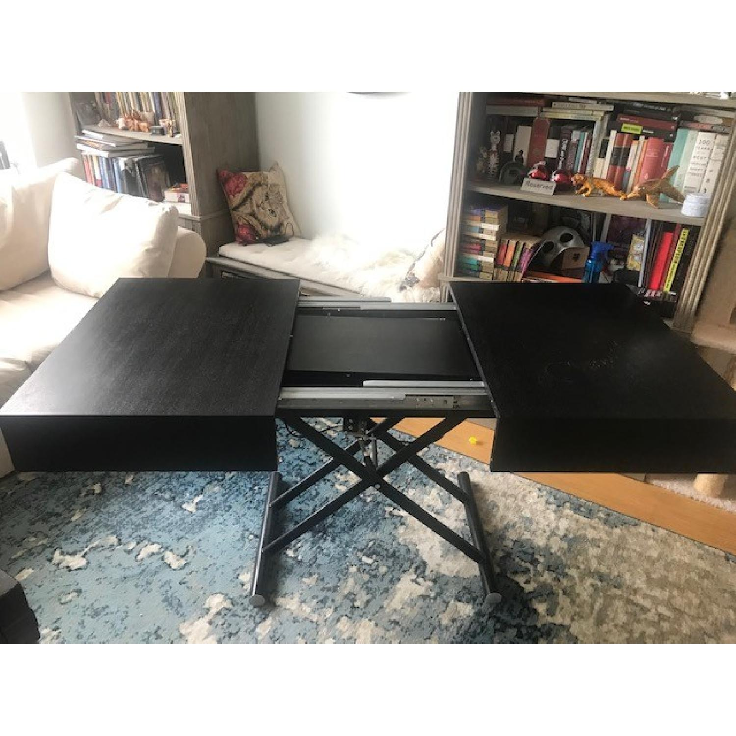 Expand Furniture Convertible Box Coffee Dining Table Aptdeco