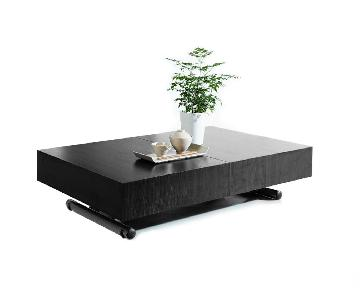 Expand Furniture Convertible Box Coffee/Dining Table