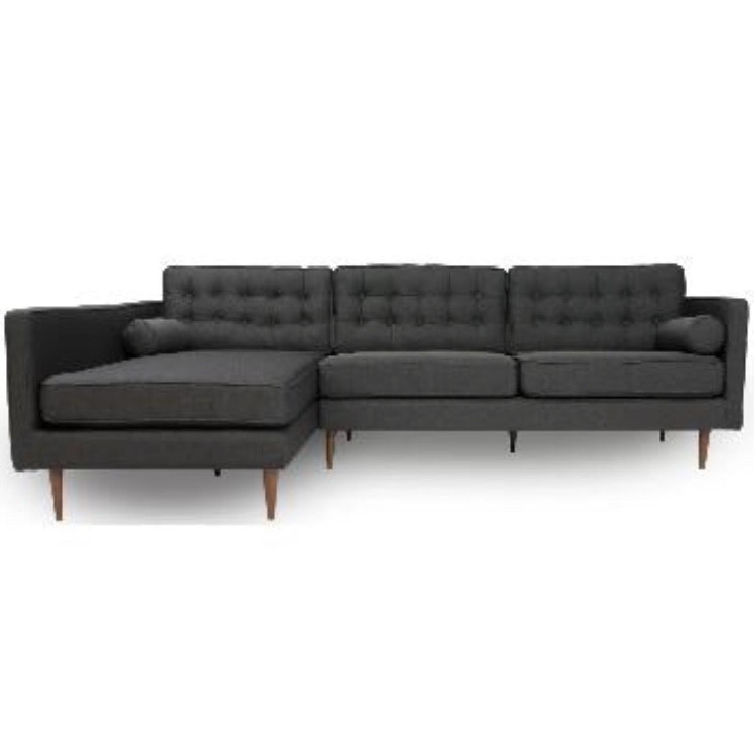 George Oliver Champlost Sectional Sofa