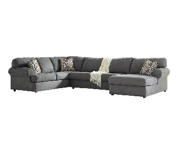 Ashley Jayceon 3 Piece Sectional Sofa w/ Chaise