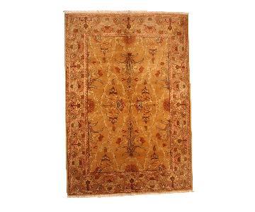 Antique Handmade Turkish Sivas Rug