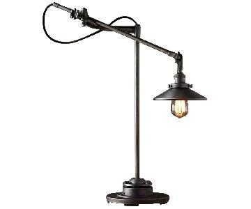 Restoration Hardware 20th C. Task Lamp