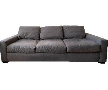 Restoration Hardware Maxwell Three-Seater Sofa