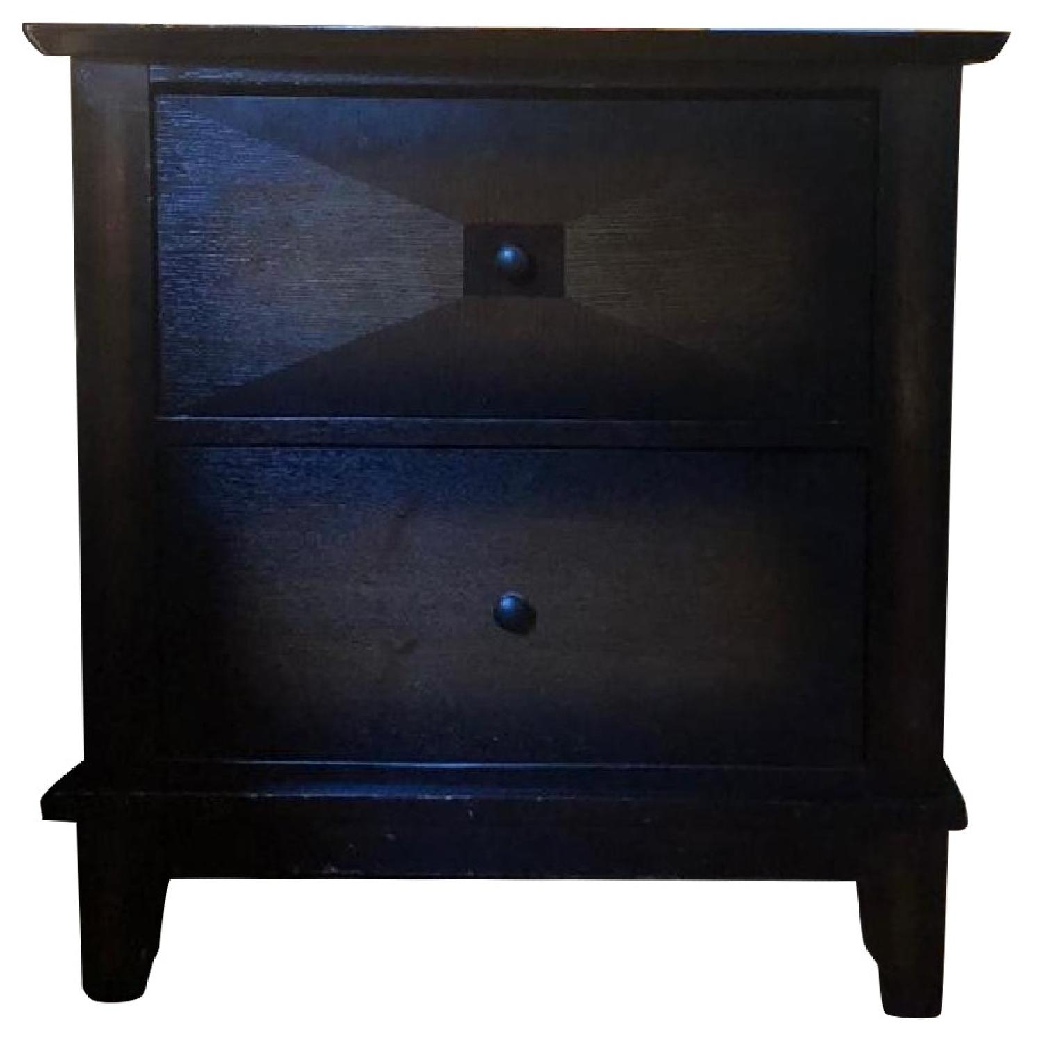 Raymour & Flanigan 2-Drawer End Tables