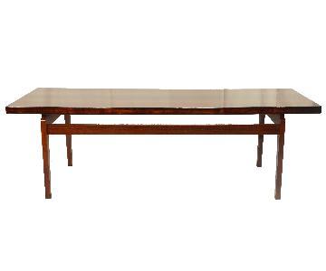 Danish Vintage Rosewood Coffee Table