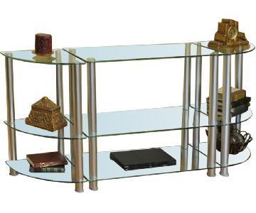 Sofa/TV Table + 2 End/Corner Tables