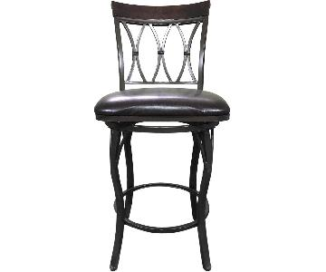 Raymour & Flanigan Tall Kitchen Bar Chairs