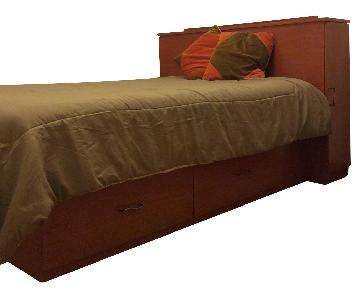 4 Piece Full Size Bedroom Set