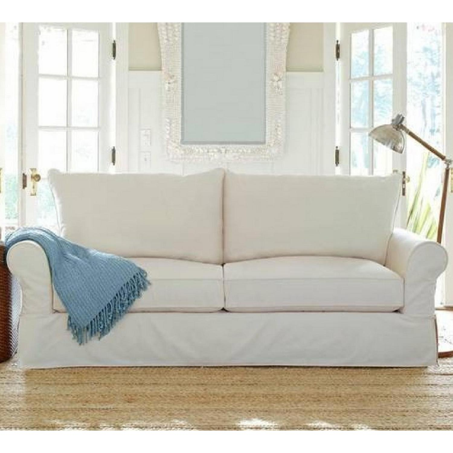 Pottery Barn Slipcovers: Used Sleeper Sofas For Sale In NYC