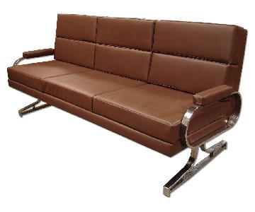 Milo Baughman Mid Century Sofa
