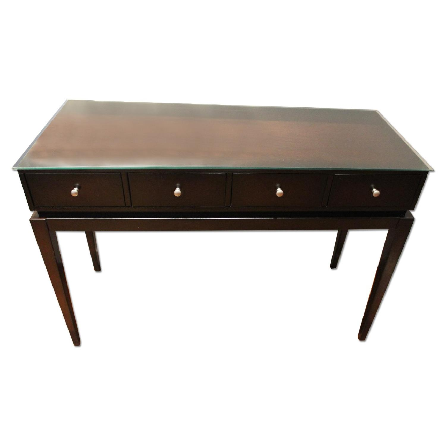 Used desks for sale in nyc aptdeco - Used console table for sale ...