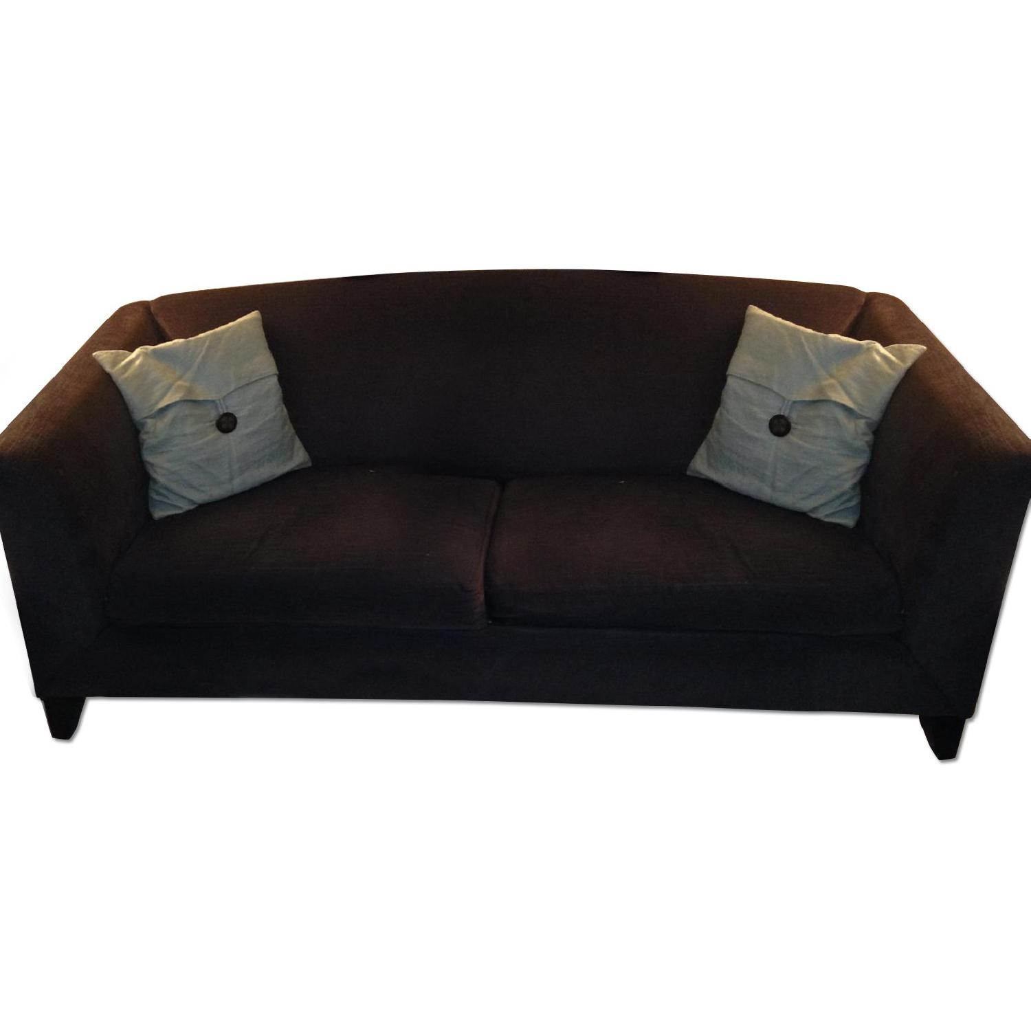 Used sofas for sale in nyc aptdeco for Gray sofas for sale