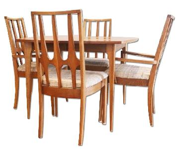 Broyhill Brasilia Mid Century Dining Set