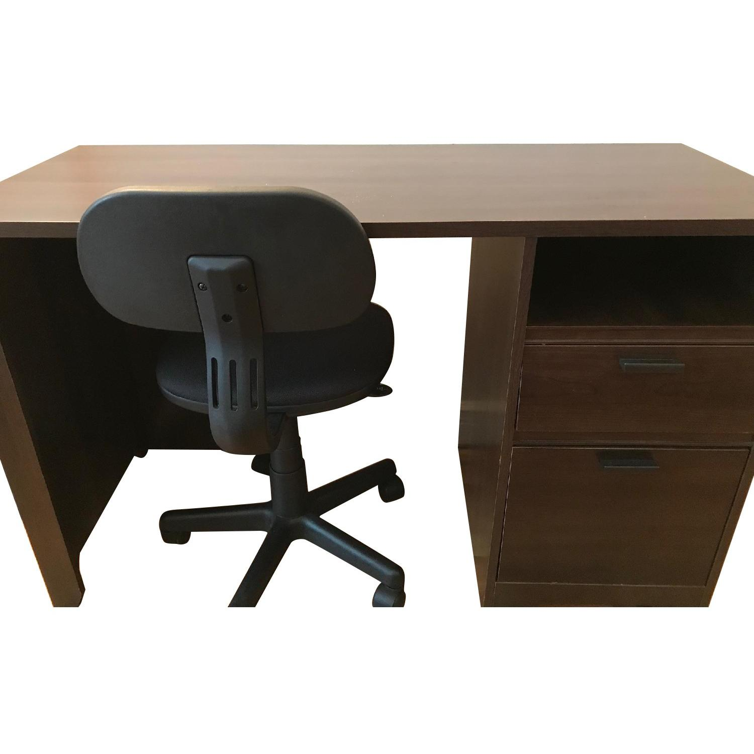 Target Office Desk & Chair