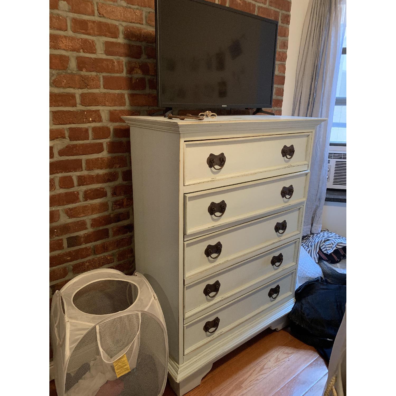 Nadeau Furniture 5 Drawer Dresser Aptdeco