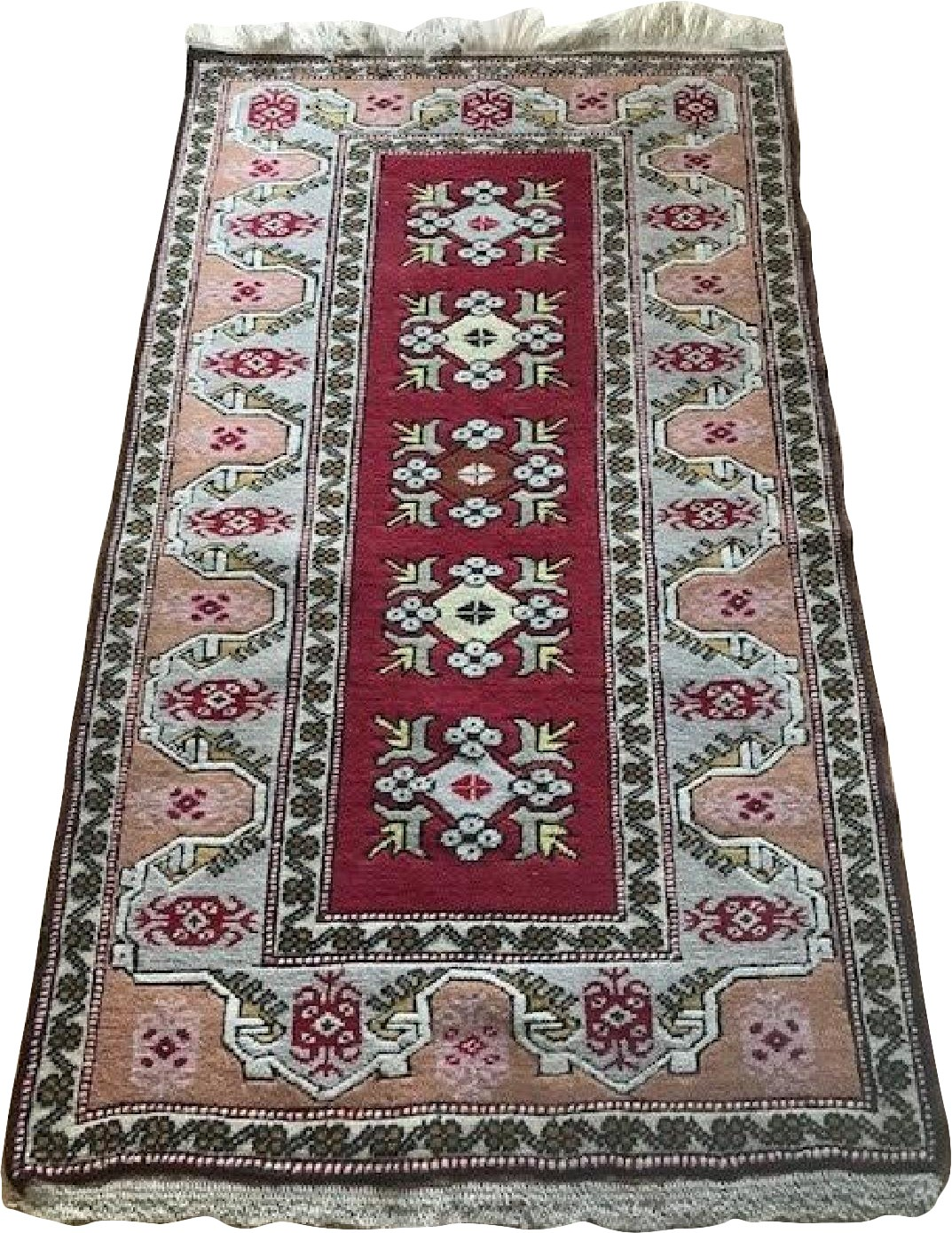 Turkish Wool Area Rug