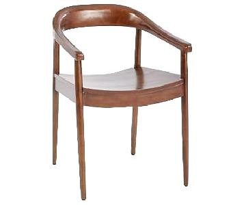 West Elm Lena Dining Arm Chairs