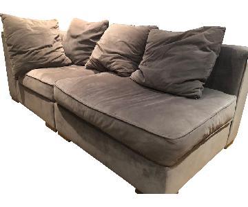 West Elm Walton 2-Piece Sectional Sofa