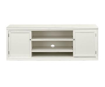 Pottery Barn Logan Media Console