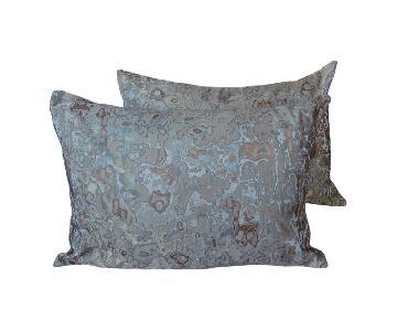 Crate & Barrel Olicia Pillows