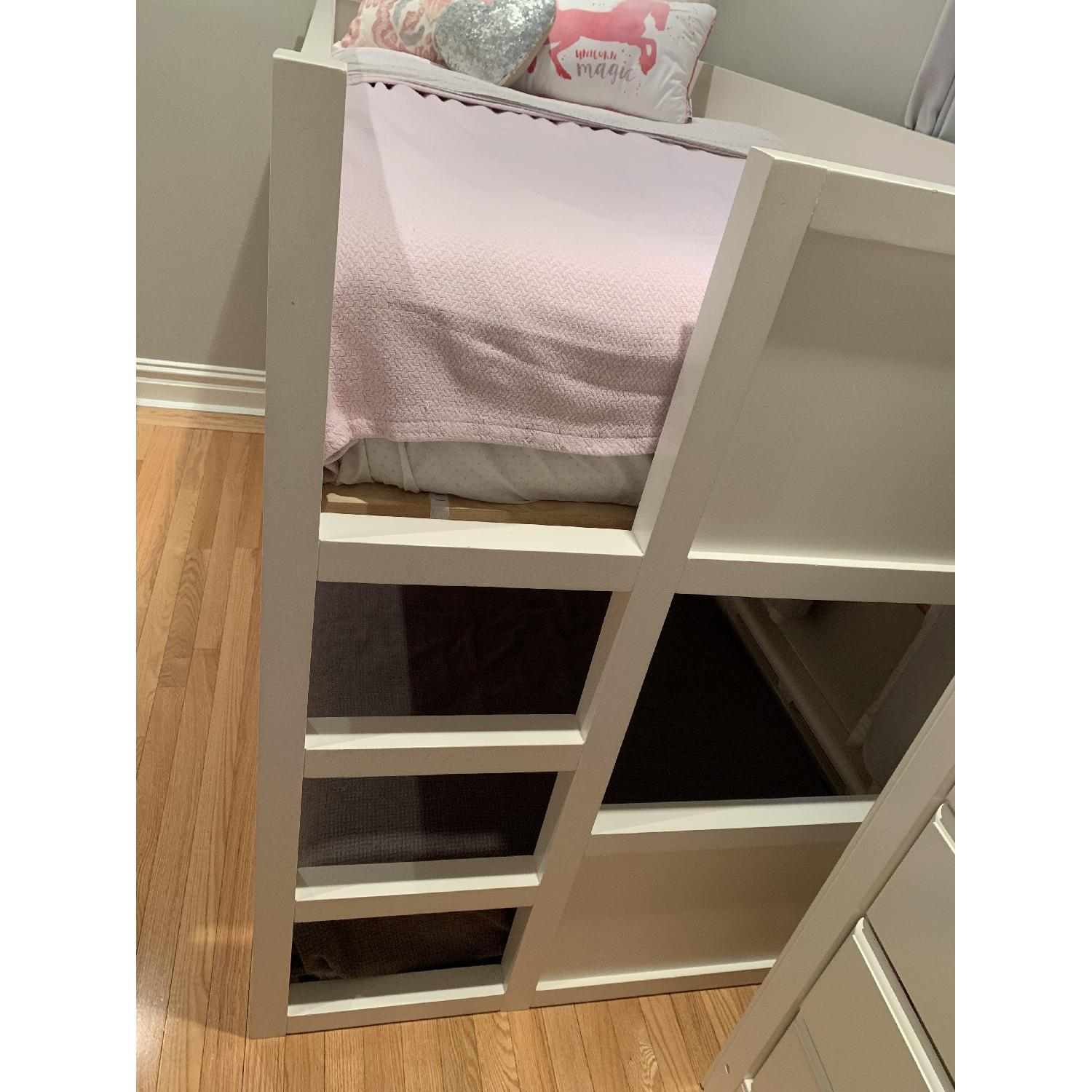 Pottery Barn Camden Twin over Twin Bunk Bed