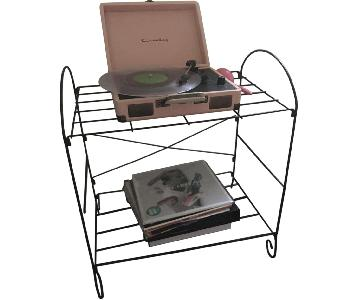 Record Player Stand/Side Table