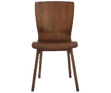 West Elm Crest Bentwood Chair