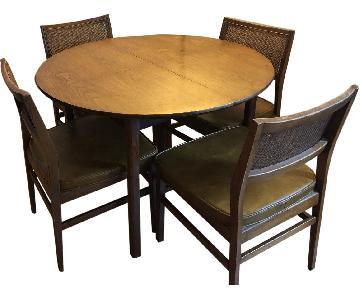 Expandable 5 Piece Dining Set