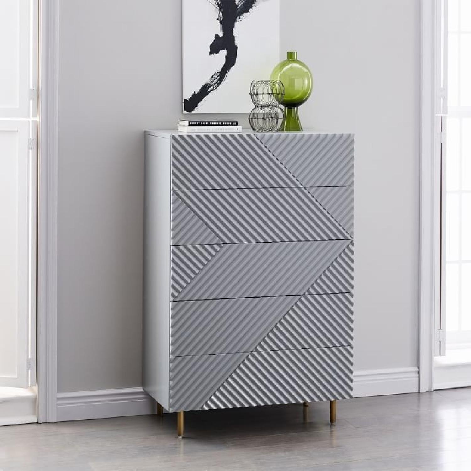 West Elm Rosanna 5 Drawer Dresser