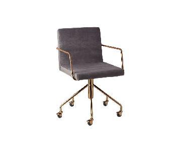 CB2 Desk Chair